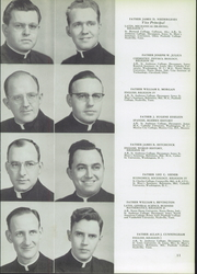 Page 15, 1956 Edition, Father Ryan High School - Panther Yearbook (Nashville, TN) online yearbook collection