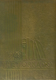 Page 1, 1940 Edition, Union City High School - Tornado Yearbook (Union City, TN) online yearbook collection