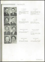 Page 10, 1940 Edition, Union City High School - Tornado Yearbook (Union City, TN) online yearbook collection