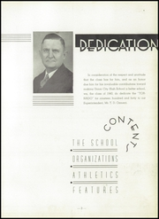 Page 7, 1940 Edition, Union City High School - Tornado Yearbook (Union City, TN) online yearbook collection