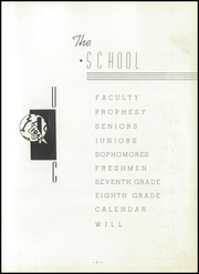 Page 9, 1940 Edition, Union City High School - Tornado Yearbook (Union City, TN) online yearbook collection