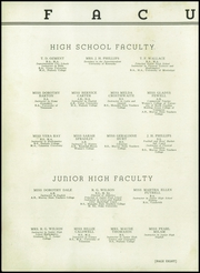 Page 12, 1943 Edition, Union City High School - Tornado Yearbook (Union City, TN) online yearbook collection