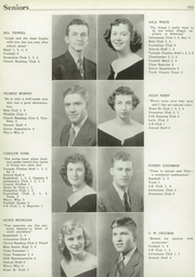 Page 12, 1952 Edition, Union City High School - Tornado Yearbook (Union City, TN) online yearbook collection