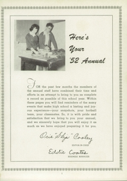 Page 5, 1952 Edition, Union City High School - Tornado Yearbook (Union City, TN) online yearbook collection