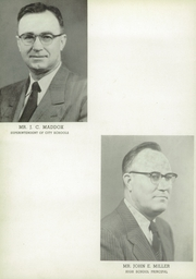 Page 8, 1952 Edition, Union City High School - Tornado Yearbook (Union City, TN) online yearbook collection