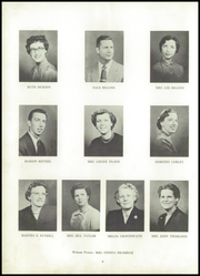Page 10, 1955 Edition, Union City High School - Tornado Yearbook (Union City, TN) online yearbook collection
