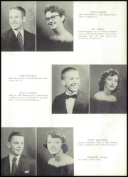 Page 13, 1955 Edition, Union City High School - Tornado Yearbook (Union City, TN) online yearbook collection