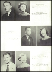 Page 17, 1955 Edition, Union City High School - Tornado Yearbook (Union City, TN) online yearbook collection