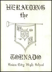 Page 5, 1955 Edition, Union City High School - Tornado Yearbook (Union City, TN) online yearbook collection
