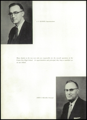Page 8, 1955 Edition, Union City High School - Tornado Yearbook (Union City, TN) online yearbook collection