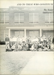 Page 10, 1961 Edition, Oakhaven High School - Marauder Yearbook (Memphis, TN) online yearbook collection