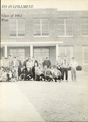 Page 11, 1961 Edition, Oakhaven High School - Marauder Yearbook (Memphis, TN) online yearbook collection