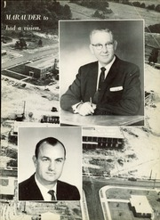 Page 7, 1961 Edition, Oakhaven High School - Marauder Yearbook (Memphis, TN) online yearbook collection