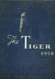 Page 1, 1958 Edition, Marshall County High School - Tiger Yearbook (Lewisburg, TN) online yearbook collection