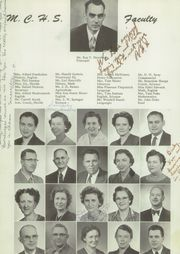 Page 10, 1958 Edition, Marshall County High School - Tiger Yearbook (Lewisburg, TN) online yearbook collection