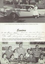 Page 11, 1958 Edition, Marshall County High School - Tiger Yearbook (Lewisburg, TN) online yearbook collection