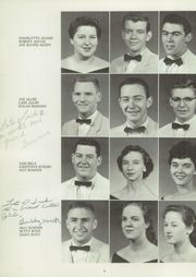 Page 12, 1958 Edition, Marshall County High School - Tiger Yearbook (Lewisburg, TN) online yearbook collection