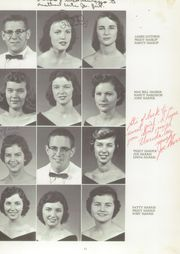 Page 15, 1958 Edition, Marshall County High School - Tiger Yearbook (Lewisburg, TN) online yearbook collection