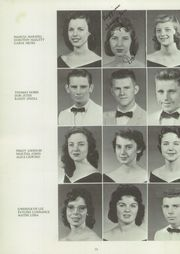 Page 16, 1958 Edition, Marshall County High School - Tiger Yearbook (Lewisburg, TN) online yearbook collection