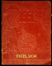 1951 Edition, Howard High School - Excelsior Yearbook (Chattanooga, TN)