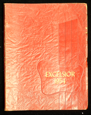 Page 1, 1954 Edition, Howard High School - Excelsior Yearbook (Chattanooga, TN) online yearbook collection
