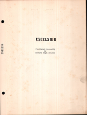 Page 4, 1954 Edition, Howard High School - Excelsior Yearbook (Chattanooga, TN) online yearbook collection