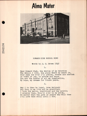 Page 8, 1954 Edition, Howard High School - Excelsior Yearbook (Chattanooga, TN) online yearbook collection