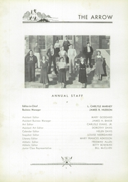 Page 10, 1933 Edition, Harriman High School - Arrow Yearbook (Harriman, TN) online yearbook collection