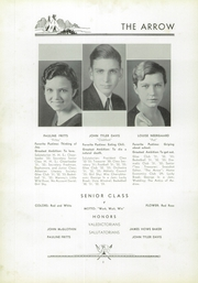 Page 12, 1933 Edition, Harriman High School - Arrow Yearbook (Harriman, TN) online yearbook collection