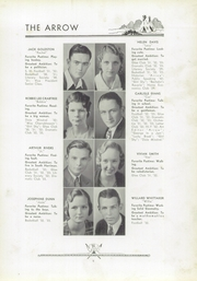 Page 13, 1933 Edition, Harriman High School - Arrow Yearbook (Harriman, TN) online yearbook collection
