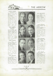 Page 14, 1933 Edition, Harriman High School - Arrow Yearbook (Harriman, TN) online yearbook collection