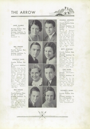 Page 15, 1933 Edition, Harriman High School - Arrow Yearbook (Harriman, TN) online yearbook collection
