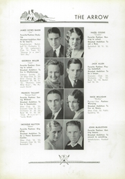 Page 16, 1933 Edition, Harriman High School - Arrow Yearbook (Harriman, TN) online yearbook collection