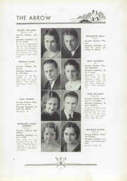 Page 17, 1933 Edition, Harriman High School - Arrow Yearbook (Harriman, TN) online yearbook collection