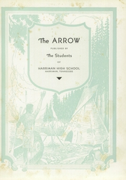 Page 5, 1933 Edition, Harriman High School - Arrow Yearbook (Harriman, TN) online yearbook collection
