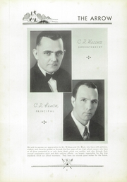 Page 8, 1933 Edition, Harriman High School - Arrow Yearbook (Harriman, TN) online yearbook collection