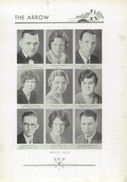 Page 9, 1933 Edition, Harriman High School - Arrow Yearbook (Harriman, TN) online yearbook collection