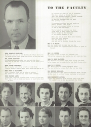 Page 10, 1942 Edition, Harriman High School - Arrow Yearbook (Harriman, TN) online yearbook collection
