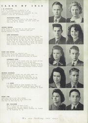 Page 13, 1942 Edition, Harriman High School - Arrow Yearbook (Harriman, TN) online yearbook collection