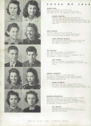 Page 14, 1942 Edition, Harriman High School - Arrow Yearbook (Harriman, TN) online yearbook collection