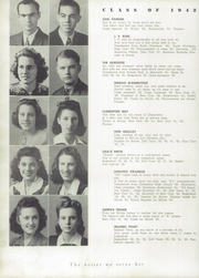 Page 16, 1942 Edition, Harriman High School - Arrow Yearbook (Harriman, TN) online yearbook collection