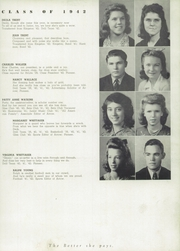 Page 17, 1942 Edition, Harriman High School - Arrow Yearbook (Harriman, TN) online yearbook collection