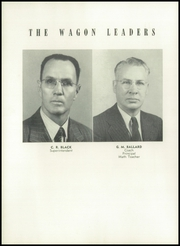 Page 10, 1949 Edition, Harriman High School - Arrow Yearbook (Harriman, TN) online yearbook collection