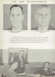 Page 10, 1950 Edition, Harriman High School - Arrow Yearbook (Harriman, TN) online yearbook collection