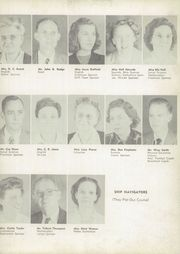 Page 11, 1950 Edition, Harriman High School - Arrow Yearbook (Harriman, TN) online yearbook collection
