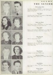 Page 14, 1950 Edition, Harriman High School - Arrow Yearbook (Harriman, TN) online yearbook collection