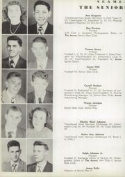 Page 16, 1950 Edition, Harriman High School - Arrow Yearbook (Harriman, TN) online yearbook collection