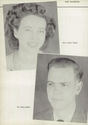 Page 8, 1950 Edition, Harriman High School - Arrow Yearbook (Harriman, TN) online yearbook collection