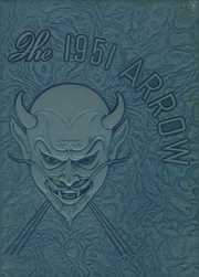 1951 Edition, Harriman High School - Arrow Yearbook (Harriman, TN)