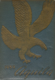 Shelbyville Central High School - Aquila Yearbook (Shelbyville, TN) online yearbook collection, 1959 Edition, Page 1